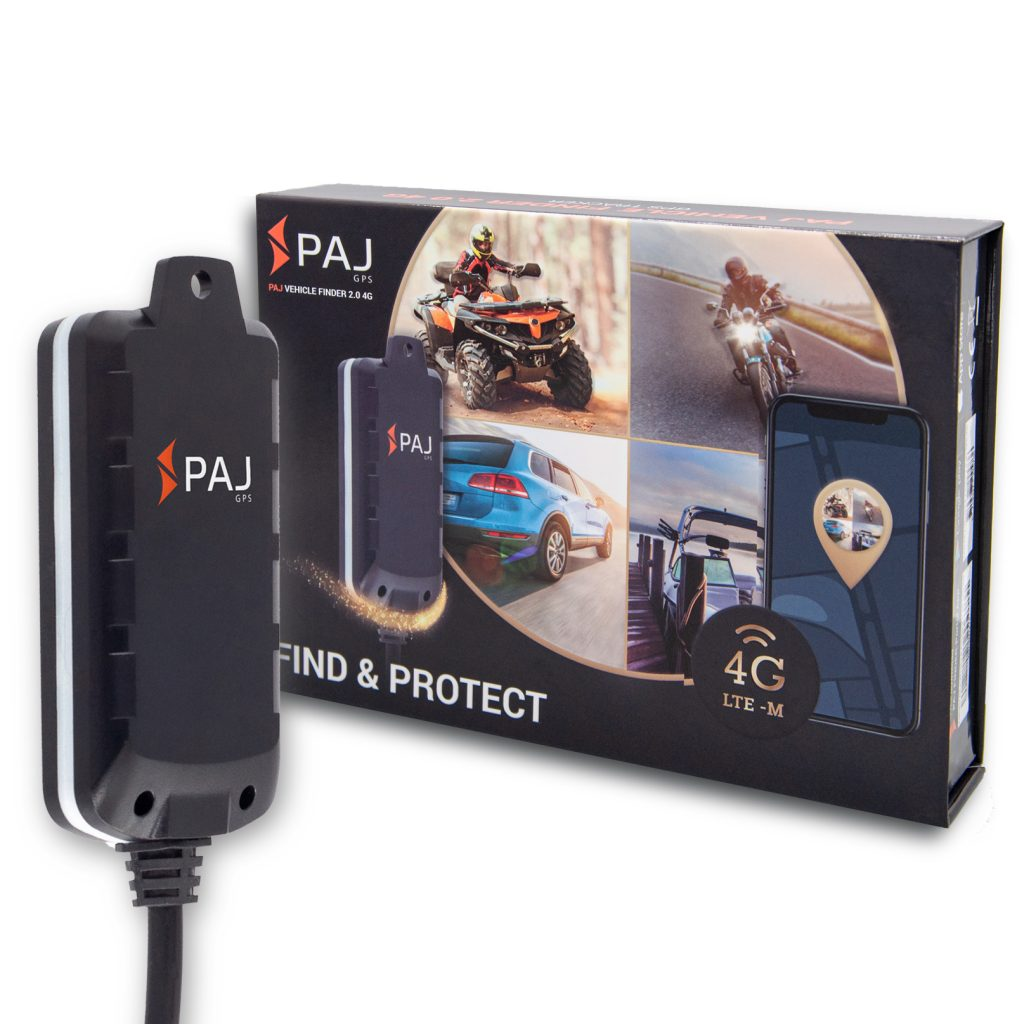 vehicle finder 4g from paj gps