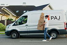 GPS Tracker for delivery management