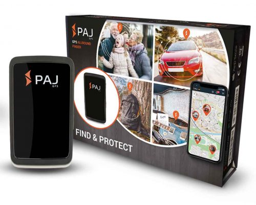 gps tracker for car - all around finder- paj gps