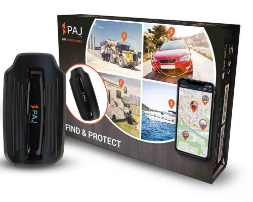 GPS Tracker and Finder Portal Application from PAJ GPS International